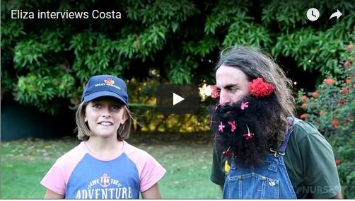 Eliza interviews Costa